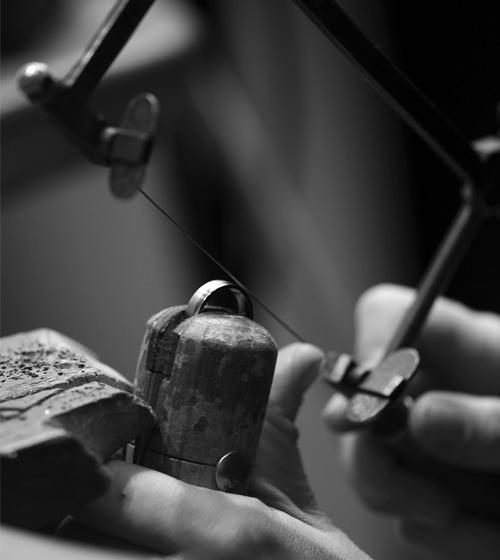 Fabrication de bijoux sur-mesure