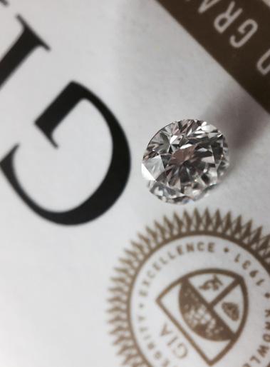 Diamant naturel ou synthétique