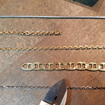Longueurs de colliers